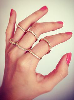 chain rings. yes yes yes <3