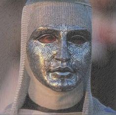 King Baldwin IV was not quite twenty-five years old when he died in 1185.