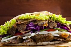 Delicious kebabs best served with a pitta, salad and raita...