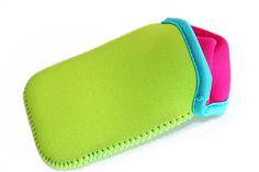 Sleeves für Smartphones aus Neopren