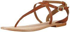 VERO MODA VMPERNILLE LEATHER SANDAL Damen Zehentrenner - http://on-line-kaufen.de/vero-moda/vero-moda-vmpernille-leather-sandal-damen
