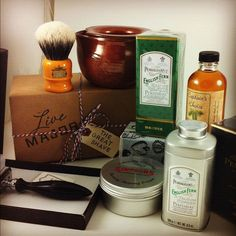 Old Fashioned Shaving Kits Uk