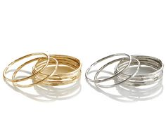 I love rings, especially stackable ones!