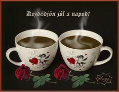 Good Morning Good Night, Coffee Love, Humor, Tableware, Blog, Sign, Google, Good Morning, Dinnerware