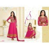 karishma-kapoor-pink-georgette-embroidered-designer-anarkali-suit