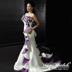 purple and white wedding dresses purple and white wedding dresses buy purple and white