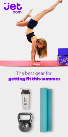 Jet is your one-stop shop for everything you need to look and feel your best this summer. With fast delivery, low prices and free shipping over $35, staying fit has never been easier.