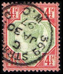 Great Britain Scott Stamp-Queen Victoria Great Britain Stamp for sale-EU GB Uk Stamps, Rare Stamps, Vintage Stamps, Stamp Dealers, Rare Coins, Queen Victoria, Great Britain, Decimal, Commonwealth