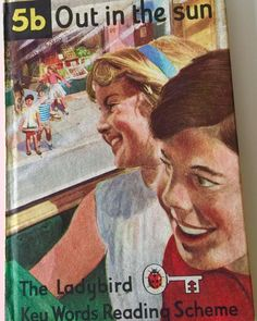 "6 Likes, 2 Comments - Brighton & Hove Buses (@brightonhovebuses) on Instagram: ""@loutheodore came across this vintage ladybird book '5b Out in the sun'. What are you reading today…"""