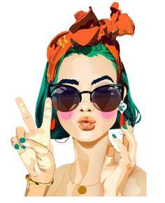Peace. #illustration #art