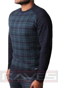 Mens Casual Winter Jumper Sweater Knitwear Pullover Threadbare IMU013B