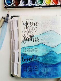 Bible Journal by: Bailey Sturgeon