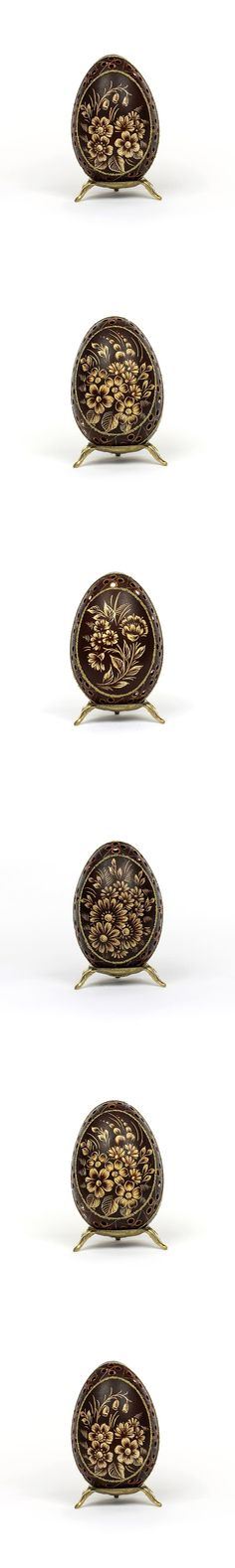 Polish Easter Eggs - kraszanki/pisanki (stratched eggs)