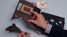 Regan Arts/Dodocase Virtual Reality Viewer Kit Assembly Instructions
