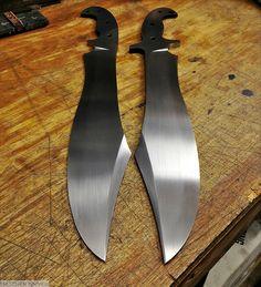 Hatcher Knives :: God's Guardians WIP
