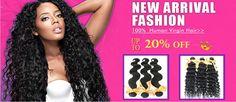 Brazilian Hair   100% Virgin Human Hair, Free Shipping