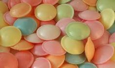 FLYING SAUCER's. Just suck through that outer layer and BANG..that tasty sherbet bursts all over your mouth! Can't be beaten.