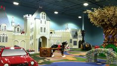 Mountain Play Lodge, an indoor play and party center in Asheville!