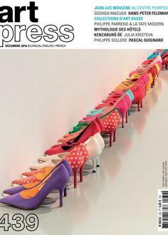 Art Press n° 439 Décembre 2016 http://bu.univ-angers.fr/rechercher/description?notice=000359182