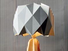 DIY : une lampe origami • Hellocoton.fr