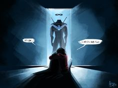"""Tim and Damian after Dick's """"death""""?"""