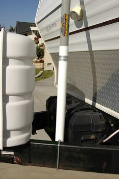 Flagpole Ramp Mount Is Designed To Attach To Your Toy