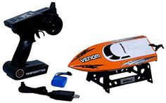 UDIRC Venom 2 High Speed Remote Control Electric Boat Orange for sale online Remote Control Boat, Radio Control, Venom 2, Electric Boat, Speed Boats, Boats For Sale, Classic Toys, Water Crafts, Way Of Life
