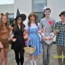 Coolest Wizard of Oz Group Costume