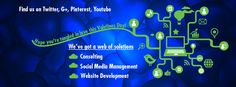 Socially Tangled, #SocialMedia #FacebookCover