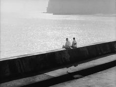 *Tokyo Story (1953) Director:  Yosujiro Ozu - an elderly couple travel to the city to visit their grown children, who spend the whole time foisting them off on each other.  Sad.