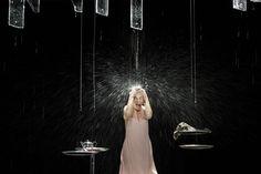 Natalie Dessay dans Und Crédit photo : Christophe Raynaud De Lage