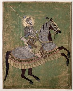 On the 31st July 1658, Abul Muzaffar Muhy-ud-Din Muhammad Aurangzeb, commonly known as #Aurangzeb, became the sixth #MughalEmperor. His reign lasted for forty nine years from 1658 until his death in 1707. Find out more about the #Mughals on our Asian and African blog http://britishlibrary.typepad.co.uk/asian-and-african/
