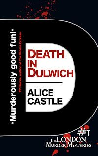 Literary Flits: Death In Dulwich by Alice Castle + #Giveaway
