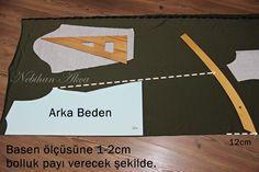 Süet Trenç (KESİMİ) - NEBİHAN AKÇA Sewing Hacks, Company Logo, Letters, Logos, Anne, Crafts, Inspiration, Riga, Model