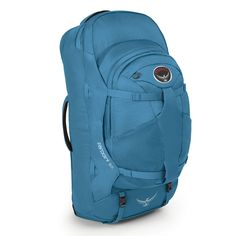 Osprey Farpoint 55 Travel Backpack - Caribbean Blue