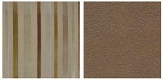 Left: Dynasty Stripe, Mineral Right: Architex Tycoon