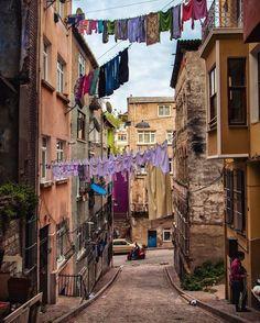 Çamaşır günü #lifeinistanbul #istanbul 2014