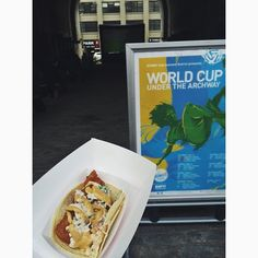 Be sure to check out the World Cup under the archway! And get some tacos while you're at it :) #DUMBO #worldcup2014 #brasil #NewYork #newyorkcity #brooklyn #dls #dumbolifeandstyle #tacos www.dumbolifeandstyle.com