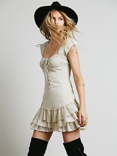 Free People Sweetly Be Dress, $69.95