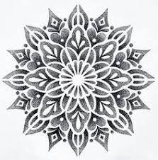 Resultado de imagem para dotwork geometric tattoo design
