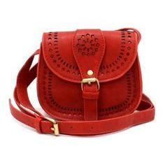 Pree Brulee - Red Navajo Wish Handbag