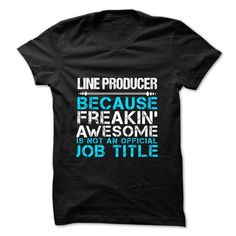 Love Being A LINE PRODUCER T Shirts, Hoodies. Check price ==► https://www.sunfrog.com/Pets/Love-being--LINE-PRODUCER.html?41382