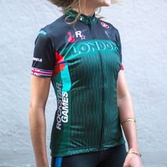 Official jersey of the 2015 Red Hook Criterium London #1 (by Castelli).