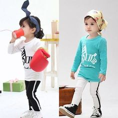 Aliexpress.com : Buy 2013 sping new arrival 2colors lovely cartoon zebra small horse soft cotton t shirt+pants children sport set +Free shipping from Reliable 2013 Children's sport set suppliers on Eyon Fashion Clothing Co.,Ltd   $11.50