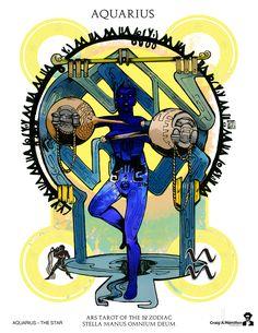 Ars Zorot - Tarot of the 12 Zodiac on Behance
