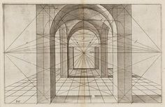 Drawing Prompt, Drawing Practice, Life Drawing, Building Drawing, Building Sketch, Perspective Drawing Lessons, Esoteric Art, Geometric Drawing, Vanishing Point