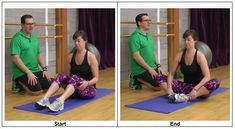 Hip Flexor Pain: hip flexor stretch: Hip Flexor Stretch: Hip Flexor... Hip Flexor Pain, Hip Pain, Hip Flexors, Butterfly Stretch, Squat Workout, Do Exercise, Stretches, Exercises, Squats