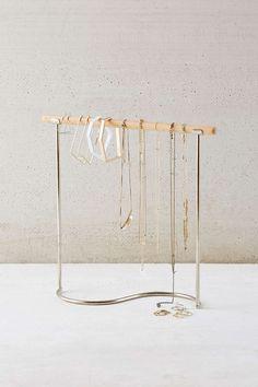 Vera Curved Jewelry Stand