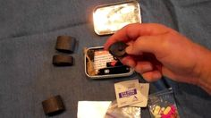 Nice How To Make an Altoids Tin, Pocket Emergency Kit: Survival How To Guide