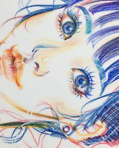 ⭐️ 비야 그만좀 와. - #illustagram #illustration #design #색연필#손그림#낙서#캐릭터#draw #drawing #sketch #sketchbook #instaartist#그림#instagood #낙서타그램#art#artwork#감성#일러스트#캐릭터#character#illust#イラスト#dailydrawing#manga#model#girl
